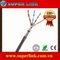 Cable Super Link 5E SFTP 305m (chống nhiễu 2 lớp)