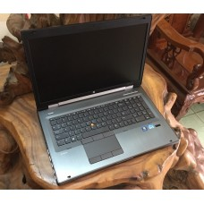 Laptop HP Elitebook 8770w Workstation i5-3320M/4GB/500GB/VGA M4000/17""
