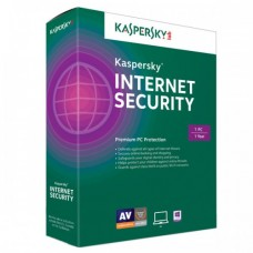 Kaspersky Internet Security 2018 - 1 PC/1 Year (KIS1PC) Full Box