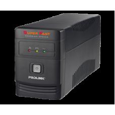 Bộ lưu điện UPS ProLink PRO700SFC 650VA (Đen)