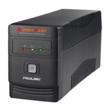 Bộ lưu điện UPS ProLink PRO850SFCU 850VA (Đen)
