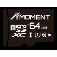 Thẻ nhớ Micro SD U1 Moment 64GB - HÀNG CHÍNH HÃNG